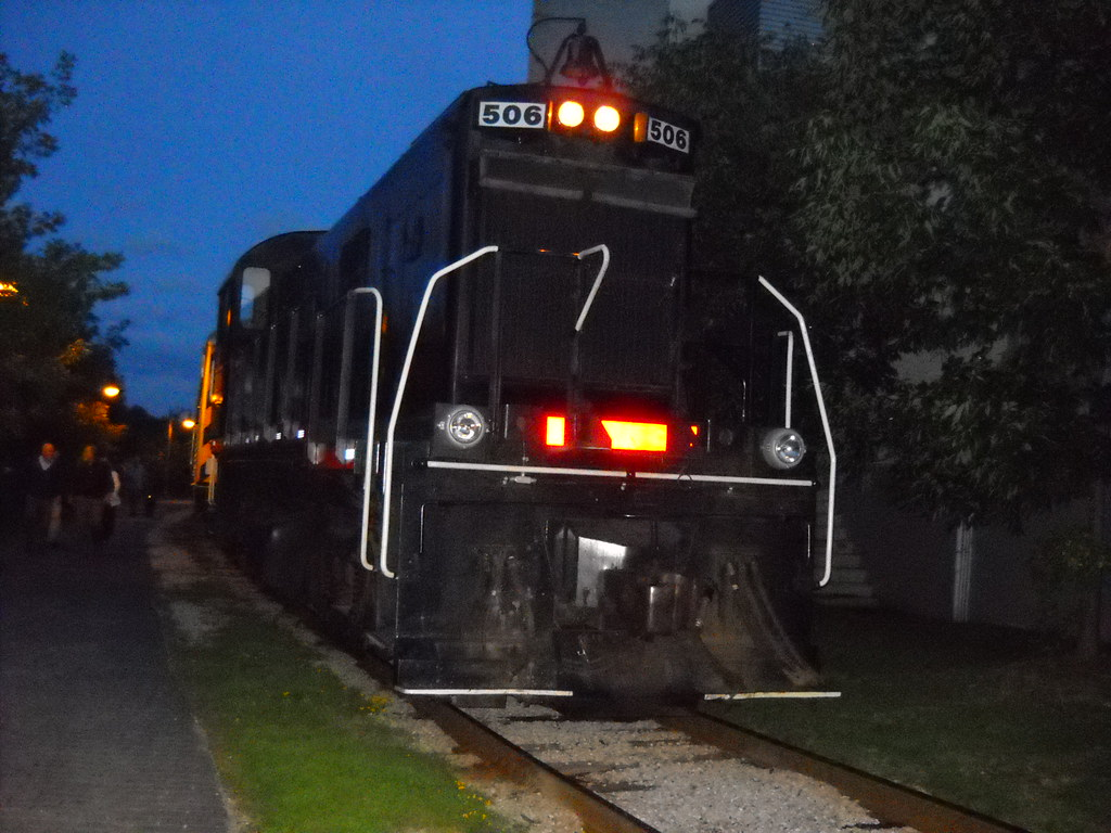 Guelph Junction Express locomotive #506