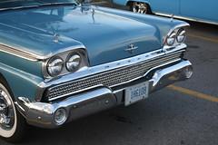 """1959 Meteor Montcalm """"2 door hardtop"""" (carphoto) Tags: meteor 1959 montcalm 2doorhardtop 1959meteormontcalm ajaxcruisecanadiantire2009 richardspiegelmancarphoto"""