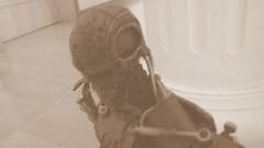 Terminator T-600 head (min&me) Tags: toys terminator t600