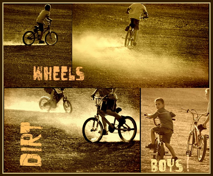 Wheels Dirt Boys