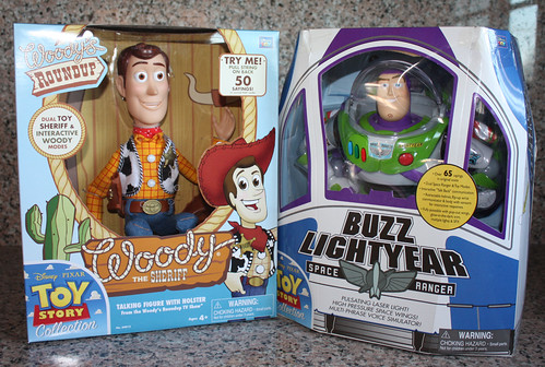 woody toy story collection italiano 1