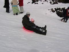 Snow Saucer