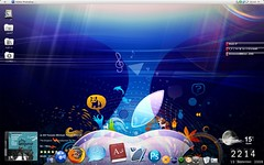 snow.leopard.SS:September.1O.2Oo9 (Profession f Life :  : Shaj3e) Tags: snow apple mac colorful icons do shot osx screen fateh ali leopard list microsoft xp khan nusrat my coversutra