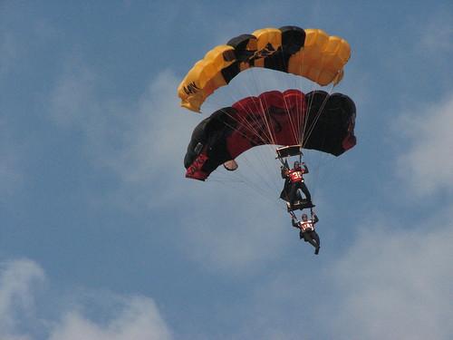 Parachutin'