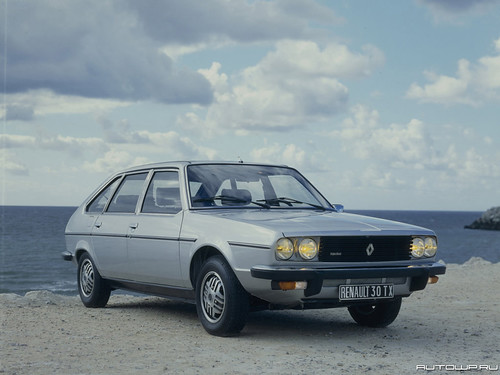 1978 Renault 30 Tx. RENAULT 30 TX photo