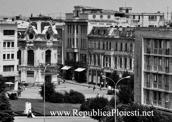 Piata Centrala - 1970