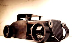 "1933 Ford Hot Rod ""Fear Factor"""