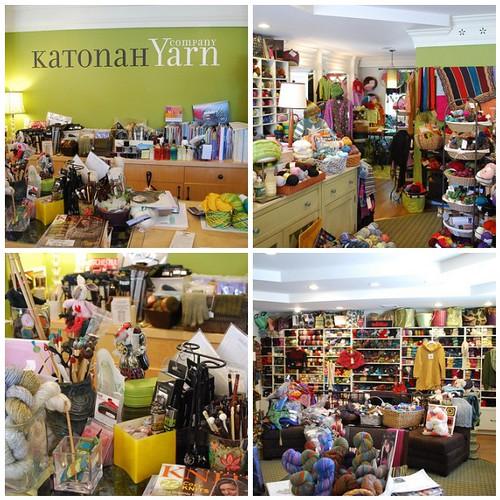 Katonah Yarn