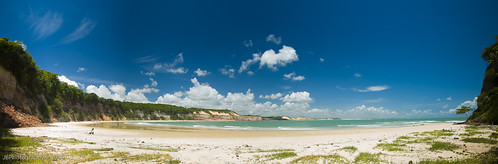 Bahia dos Golfinhos, Dolphins's Bay in Praia do pIpa, Brazil by jborzikphoto.