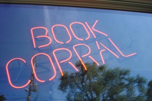 The Book Corral in NE Grand Rapids