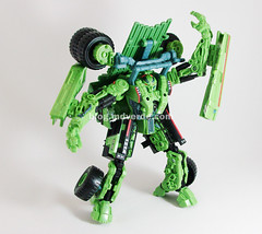 Transformers Long Haul RotF Voyager - modo robot