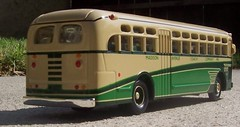 GM Madison Avenue Bus Line NY, NY (pmadsidney) Tags: nyc bus toys corgi coaches madisonavenue matchbox dinky scalemodel sunstar 150th