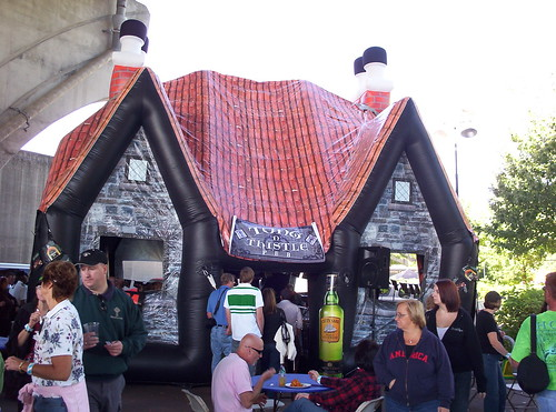 another inflatable pub