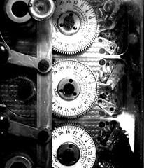 Cool Gears (lorbot) Tags: lomography junk treasure camerabag iphone estatesale