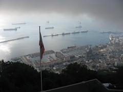 Gibraltar port (fussball_89) Tags: espaa andaluca spain europe andalusia gibraltar andalusien spanien berberaffe lalneadelaconcepcin fussball89