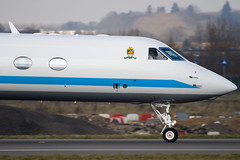 5H-ONE - Tanzania Government - Gulfstream G550 - Luton - 090305 - Steven Gray - IMG_0413