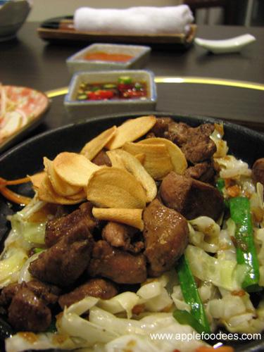 Gyu Saikoro Steak