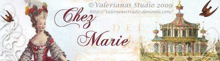 Marie Banner for Dawanda Shops