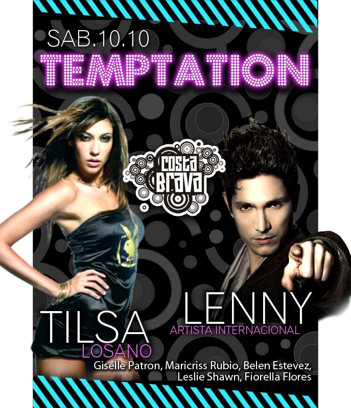 Temptation - Costa Brava