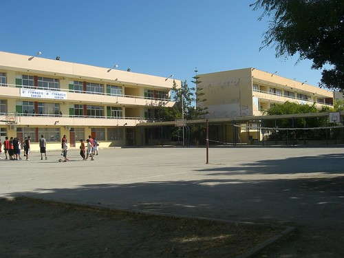 3/4 high school koumbe hania chania