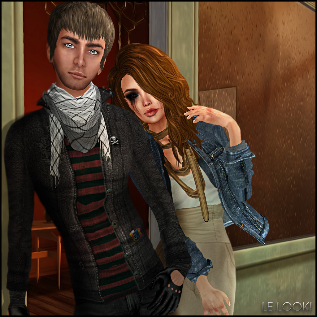 October Week 1 - Fashion & Style - James Schwarz and Autumn Ashdenel