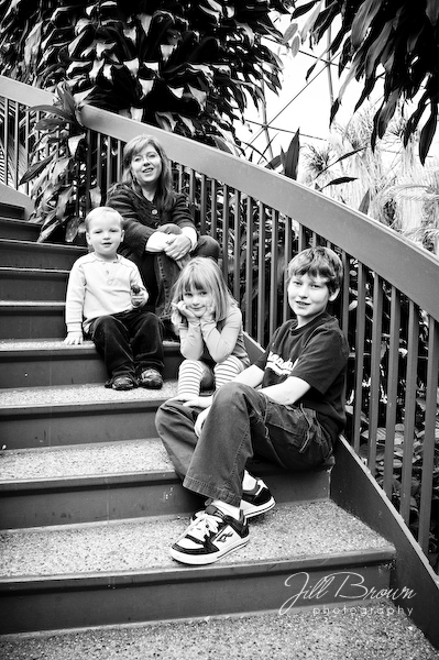 October 11, 2009:  family session
