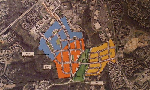 LifeSci Village Site Plan