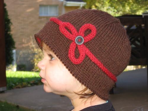 Eleni's hat