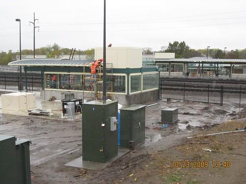 Fridley Station