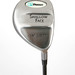 Bob Burns shallow face fairway wood w/corporate logo