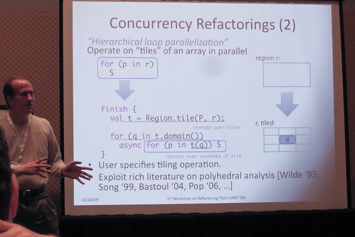 Extracing Concurrency