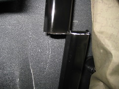 OGIO Travel Bag Cracked