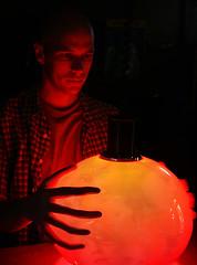 crystal_ball (expatmonkey) Tags: me fingers crystalball