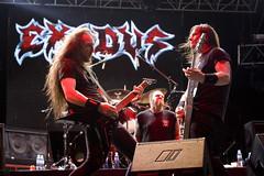 Exodus (César Augusto Serna Sz) Tags: music metal canon live hardcore musica presentacion musicos exodus canonxsi augustoserna altavoz2009