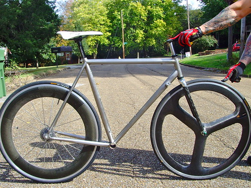 For Sale: Eddy Merckx AX Titanium