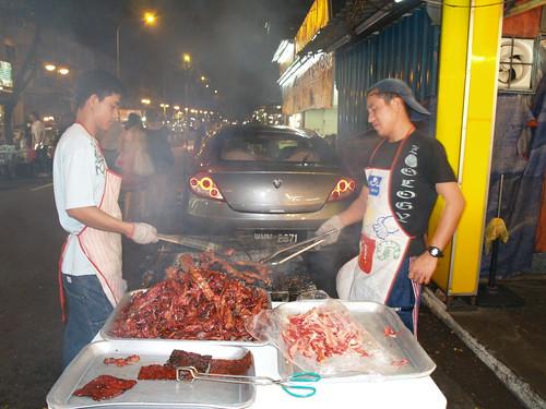 Jalan Alor, KL, Malaysia