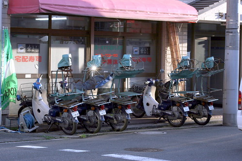 motos de repartidor