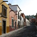 San Miguel de Allende: Calle de Hospicio