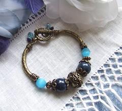Inspiração India...bracelet XXV
