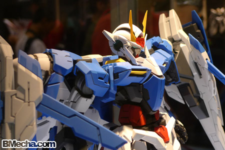 AFA 2009 Bandai Upcoming Products PG OO Gundam