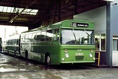217-25 (Sou'wester) Tags: bus buses nbc cheshire chester publictransport leafgreen psv nationalbuscompany