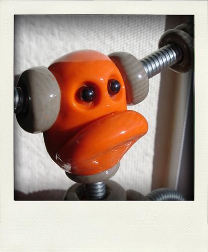 Robot Sculpture - Preview Close-Up