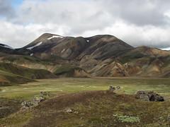 Ryolite mountain (frisamusic) Tags: colors iceland rhyolite landmannalaugar platinumphoto absolutelystunningscapes laugavegurhikingtrail