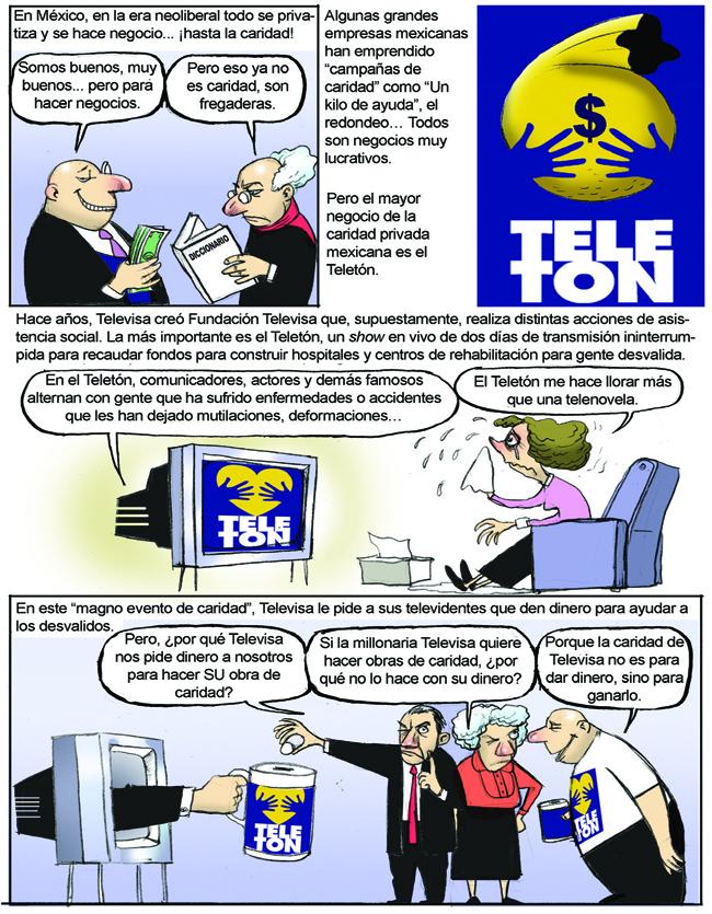 4148817079 931fefe825 o La Verdad detrás del Teletón de Televisa