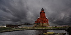 Porkala fyr - Porkkalan majakka - Porkkala lighthouse (Jonte W) Tags: lighthouse canon suomi finland usm efs 1022mm fyr porkala kirkkonummi f3545 majakka porkkala kallbdan kyrksltt wbnawfi