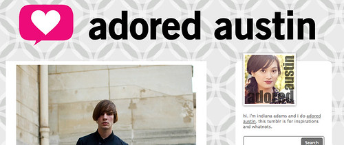 tumblr: adored austin