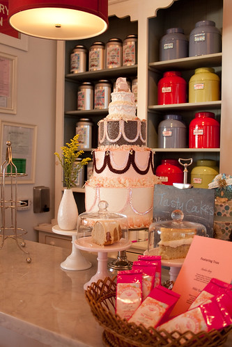 Crown & Crumpet Tea Salon