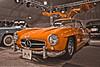 Mercedes Coupe Roadster - مرسيدس كوبيه رودستر (المطــيرات - Al-Mutairat ™) Tags: mercedes coupe roadster مرسيدس كوبيه رودستر