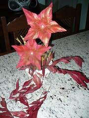 Arranjo antigo (Casa com asas) Tags: flores vaso arranjos