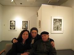 高橋洋子銅版画展2009
